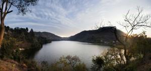 NAUKUTCHIATAL LAKE VIEW FROM RESORT