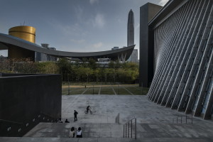 Steven Holl Architects_bharat_aggarwal_photography_ china_Shenzhen Library_architecture_interior_glass_steel (7)